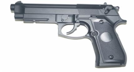 Пистолет пневматический Stalker SCM9P (аналог Beretta M9), 6мм SC-12051M9   Stalker