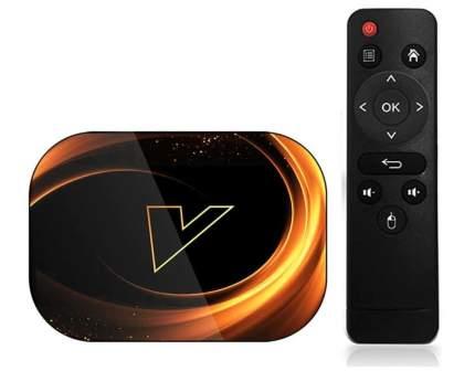 Смарт-приставка Vontar X3 4/64GB Black/Orange