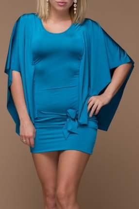 Платье женское Gloss 09303(08) синее 38 RU
