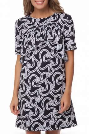 Платье женское Gloss 18330(01) черное 38 RU