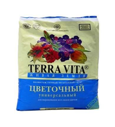 Грунт для цветов Terra Vita 10 л