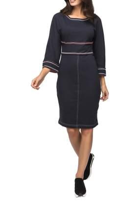 Платье женское Gloss 25337(11) синее 38 RU