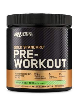 Предтренировочный комплекс Optimum Nutrition Gold Standard Pre-Workout 10,58oz Green Apple
