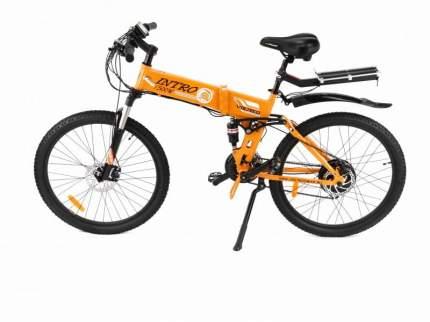 Электровелосипед VOLTECO INTRO (Желтый)