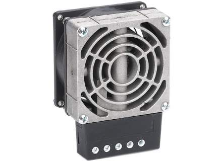 Обогреватель на DIN-рейку с вентилятором 300Вт 230В IP20 Quadro EKF PROxima