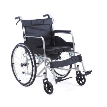 Кресло-коляска MK-340 с туалетным устройством