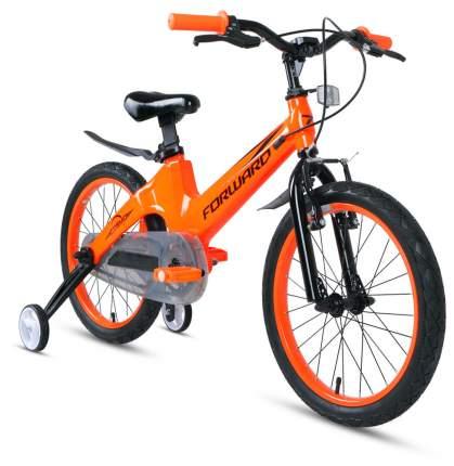 """Велосипед детский 12"""" Forward Cosmo MG 2021 год Оранжевый"""