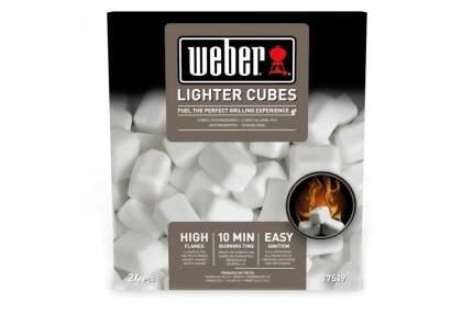 Кубики для гриля Weber 17519 24 шт. 0,29 кг