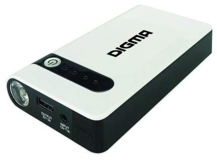 Пуско-зарядное устройство DIGMA DCB-100 10000 мАч