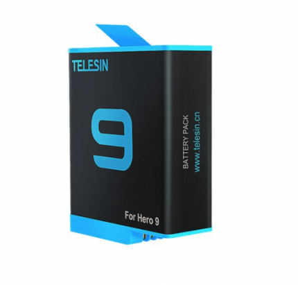 Аккумулятор Telesin для GoPro HERO 9 Black