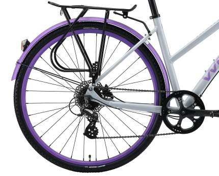 Велосипед Welt Highway Lady 700C 2021 M tiffany blue