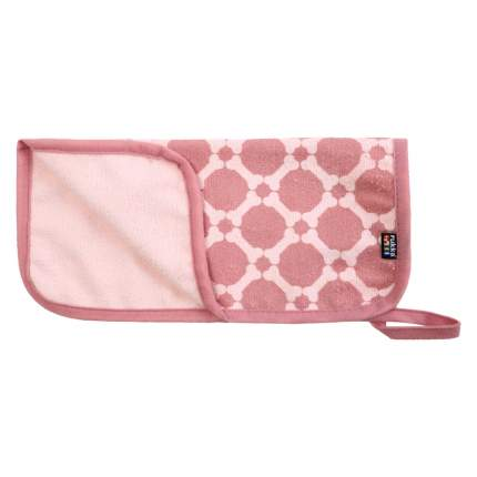 Полотенце для собак RUKKA микрофибра 30х30см, розовое