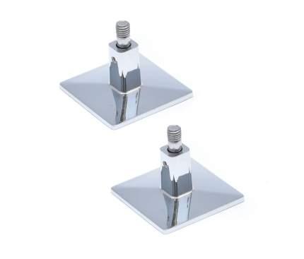 Держатель для псш квадрат. без кольца   (Хром)