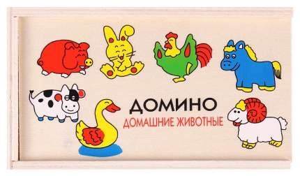 Деревянная игрушка Рыжий кот Домино. Животные - 1 AN02283