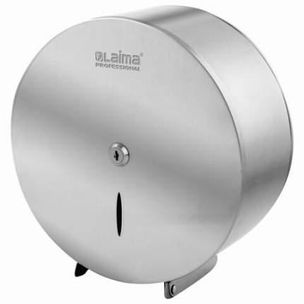 Диспенсер для туалетной бумаги LAIMA PROFESSIONAL INOX, (Система T2), 605698