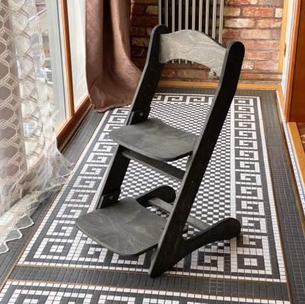 Растущий стул ДВИЖЕНИЕ - ЖИЗНЬ Компаньон черный венге