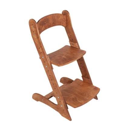 Растущий стул ДВИЖЕНИЕ - ЖИЗНЬ Компаньон светлый орех