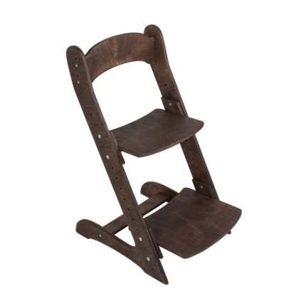 Растущий стул ДВИЖЕНИЕ - ЖИЗНЬ Компаньон темный орех