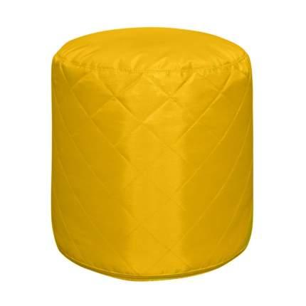 Бескаркасный пуф-цилиндр Pazitif БМО11 one size, оксфорд, Желтый