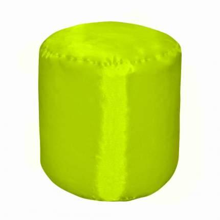 Бескаркасный пуф-цилиндр Pazitif БМО10 one size, оксфорд, Лимонный
