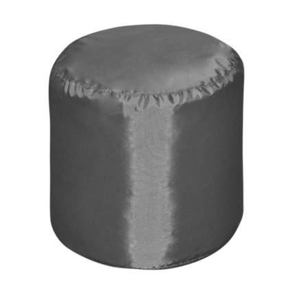 Бескаркасный пуф-цилиндр Pazitif БМО10 one size, оксфорд, Серый