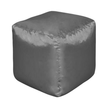 Бескаркасный пуф-куб Pazitif БМО9 one size, оксфорд, Серый