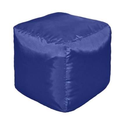 Бескаркасный пуф-куб Pazitif БМО9 one size, оксфорд, Синий