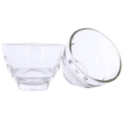 Универсальная заварочная бутылка Hario, серая + 2 чайные стеклянные чашки