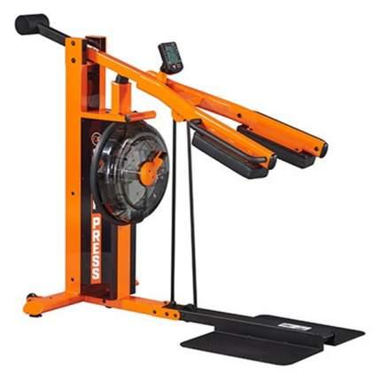 FluidPowerPRESS Orange тренажер для приседаний и жимов (сквот) First Degree Fitness