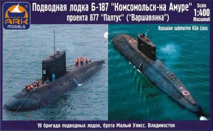 Сборная модель для взрослых Ark-models Варшавянка Комсомольск-на-Амуре 40016