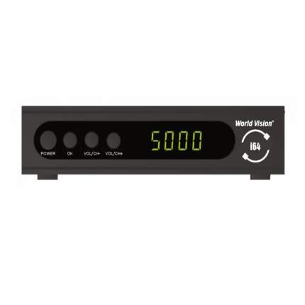 DVB-T2 приставка World Vision I64 Black