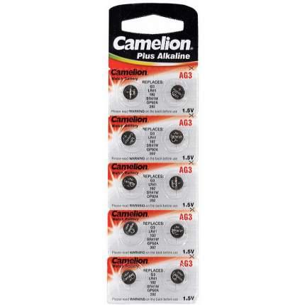 Батарейки Camelion G3 392A/LR41/192, 10 шт