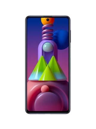 """Защитное стекло Zibelino 3D для Samsung Galaxy M51 (M515) (6.7"""") Black"""
