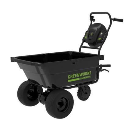 Садовая тележка Greenworks 82GC 7400607 150 кг