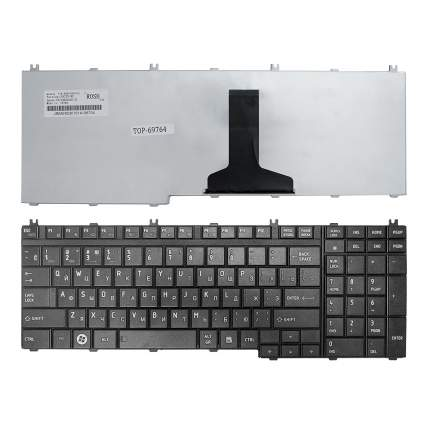 Клавиатура TopON для ноутбука Toshiba Satellite A500, A505, L350, L355, L500, P200 Series
