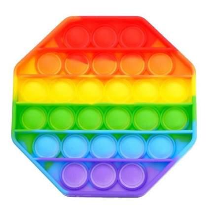Игрушка-антистресс Pop it восьмиугольник