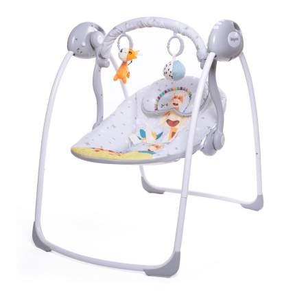 Электрокачели Babycare SAFARI с адаптером, Лимпопо (Limpopo)