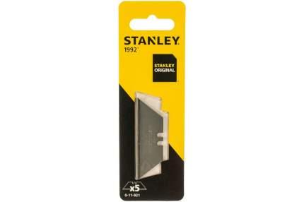 Набор сменных лезвий STANLEY (1992 0-11-921) 5 шт.