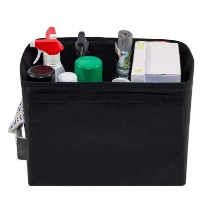 Органайзер для багажника, 1 секция с крышкой, 26 х 24 х 28 см