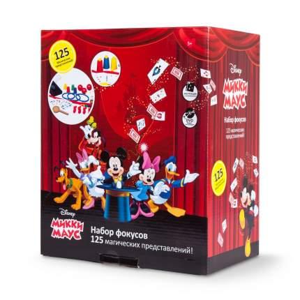 Набор для демонстрации фокусов Маленький маг Disney Mickey Mouse (125 фокусов)