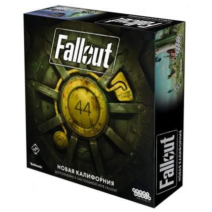 Настольная игра Hobby World Fallout Новая Калифорния