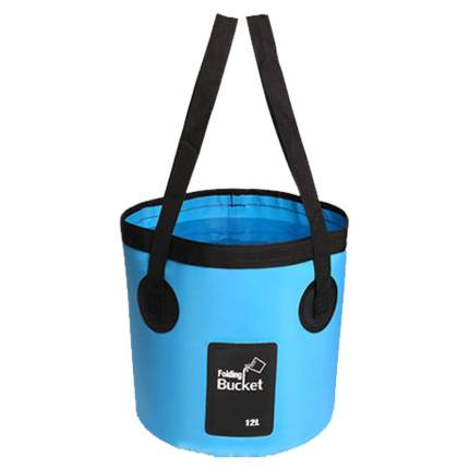 Водонепроницаемая складная сумка-ведро Nuobi Folding Bucket Голубой 12л