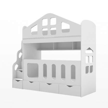 Двухъярусная кровать Soul Baby Home L, 180x80