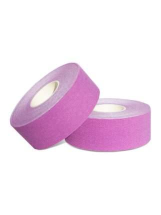 Кинезио-тейп 2,5 см*5 м (рулон, розовый)