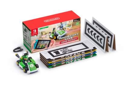 Набор Nintendo Mario Kart Live: Home Circuit - Luigi
