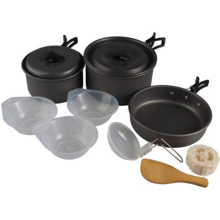 Набор посуды  Campsor-422 Helios