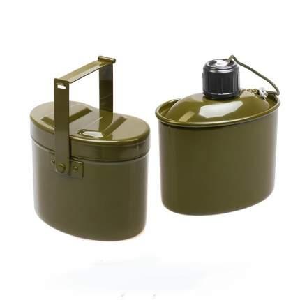 Набор посуды армейский Helios алюминий HS-NP 020031-00