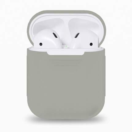Чехол Case-House 2592 для AirPods 1/2 Серый