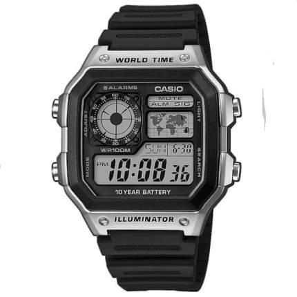 Спортивные наручные часы Casio AE-1200WH-1CVEF