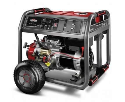 Однофазный генератор бензиновый Briggs & Stratton Elite 8500 EA